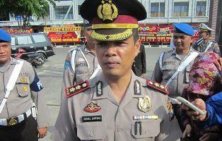 Polisi Amankan 8 Ton Kayu Olahan