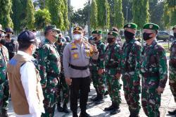 Penanganan Karhutla Sistim Aplikasi Dashboard Lancang Kuning, Kapolda Riau Dapat Pujian dari Pangdam