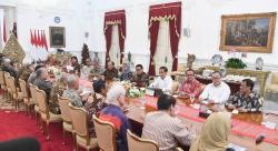 Presiden RI Jokowi Pertimbangkan Semua Opsi Penyelesaian Terkait UU KPK
