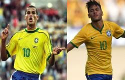 Legenda Timnas Brasil dan Barcelona. Rivaldo Yakin Transfer Neymar Bakal Rampung