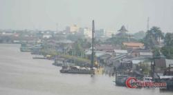 Kabut Asap di Kalimantan Barat Menebal