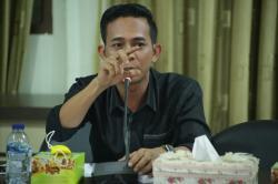 Karneng Dimara Lubis Apresiasi Tim Gugus, Polri, TNI Pencegahan Covid-19 di Rohul
