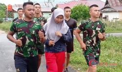 Kegiatan TNI Manunggal di Kolaka Menarik Minat Putra Daerah Masuk TNI