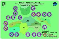 905 Orang ODP di Bengkalis Tanpa Gejala Covid-19 Dikarantina Mandiri