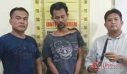 """Sok Paten Bawak Golok""""Anak Setia Budi Kisaran Tidur Dalam Sel"""""""