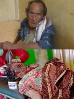 Seorang Istri di Rohil Tewas Mengenaskan, Diduga Dianiaya Suaminya