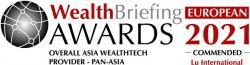 """Overall Asia WealthTech Provider"" diraih Lu International di Ajang The WealthTech Asia Awards"