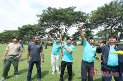 Bupati Asahan Resmi Buka Perlombaan Layang-Layang 2019