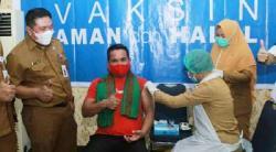 H. Zukri Minta Warga Jangan Takut Vaksin, H. Nasaruddin: Dijamin Aman dan Halal