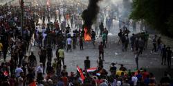8 Orang Tewas dan 50 Orang Luka - luka Dalam Demo Irak