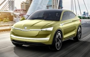 2019 Skoda Akan Perkenalkan Mobil Listrik Hatchback 5 Pintu