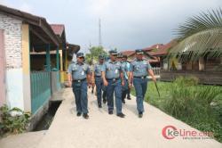 Mantap,! TNI AL Tanjung Balai Asahan Bangun 6 RTLH