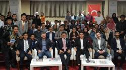 Sandiaga Uno Hadiri International Seminar Di Turki Bersama Peserta dari 38 Negara