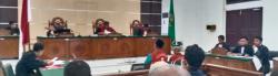 Perkara Pemalsuan Surat Tanah , Jaksa Tanggapi Keberatan Terdakwa Penghulu Putat