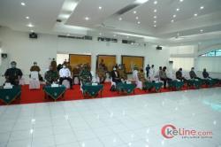 Gelar Rakor, H.Surya Bacakan Pidato Presiden