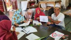 Rumah Batik Andalan Pelalawan Adakan Pelatihan Membatik