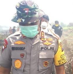 Kapolda Riau Dan Tim Gabungan Akan Razia Kebun Ilegal Di Riau
