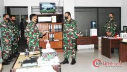 Marsda TNI Imran Baidirus Disambut Prajurit Kogabwilhan II