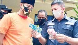 Huhui, Bobok Enak Bayar Pakai Uang Palsu PSK Lapor Polisi