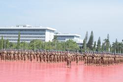 Kontingen Garuda Menjadi Tugas Istimewa Menjadi Duta Bangsa dan TNI di Forum Internasional