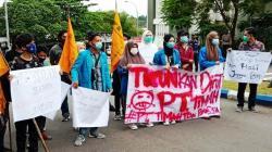 PMII Pangkalpinang Minta Segera Mochtar Reza Pahlevi Tabrani Mundur