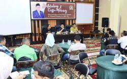 Ketua DPRD Bengkalis Silaturahmi dengan Awak Media