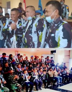 Pertama Dalan Sejarah, Pengurus DPD IPK Inhu Dilantik di Kantor Bupati