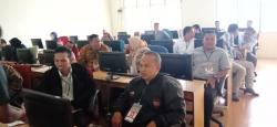 Bawaslu Asahan Gelar Tes tertulis 293 Orang dari 25 Kecamatan Se Asahan