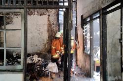 Perumahan Dosen ITS Terbakar, Tewaskan Seorang Anak 6 tahun
