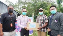 """Program Sosial UPH Kampus Surabaya dan Lion Air Group """"Kepedulian dan Berbagi Sesama di Alor"""""""