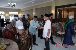 Ikut Mensukseskan Pilkada Tahun 2020, Bupati Asahan Gelar Silaturahmi