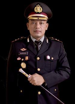 Cegah Penyebaran Covid -19, Polres Rohil Gelar Lomba Jaga Kampung