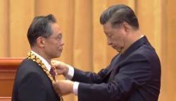 """Pakar Kedokteran Tiongkok Terima """"Medali Republik"""""""
