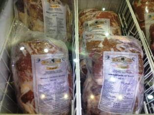 Sambut Ramadan, 5 Ton Daging Kerbau Dipasok ke Pekanbaru