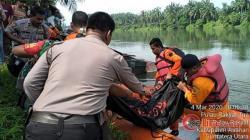 Mayat Remaja Hanyut Di Sei Asahan Pulo Raja Ditemukan