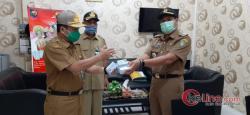 Disdukcapil Asahan Serahkan 287 KTP-EL Kepada Kecamatan Bandar Pasir Mandoge
