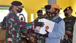 Kogartap Gelar Baksos HUT ke-75 TNI di Jombang