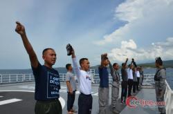 Kemampuan Perorangan ABK KN Tanjung Datu 301 Diuji