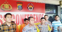 Unit Jatanras Polres Asahan Door 2 Bandit Spesialis Rumah Ibadah