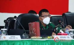 245 Casis Perwira Prajurit Karier TNI Ikuti Pantukhir