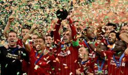 Ukir Sejarah, The Reds Liverpool Berhasil Juara Piala Dunia Antar Klub 2019