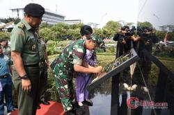 Monumen Panglima Besar Jenderal Soedirman Diresmikan Panglima TNI