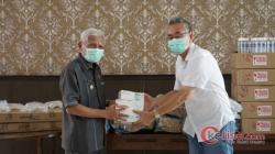 Masyarakat Tionghoa Berikan Bantuan APD, Ini Kata H.Surya