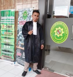 Heboh...Curi Bra dan Celana dalam Istri Polisi ,Terdakwa di Ancam Pidana 7 Tahun Penjara