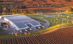 Proyek Percontohan PV Modul-Modul Surya Berkapasitas 39 MW Di Pasok JA Solar ke Kamboja