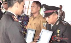 Bhabinkamtibmas Terbaik di Polres Pelalawan Bripka Wempi Kamri