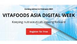"Informa Markets 2 dan 4 Februari Adakan Acara ""Vitafoods Asia Digital Week 2021"" Secara Virtual"
