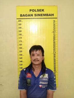 Setelah Rodiah, Akhirnya Aseng Juga Diamankan Polsek Bagan Sinembah