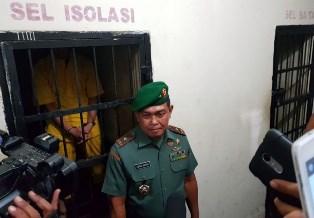 Prajurit TNI Tampar Polisi, Danrem 031/WB Minta Maaf