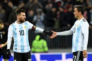 Paulo Dybala ; Saya Banyak Belajar Dari Lionel Messi